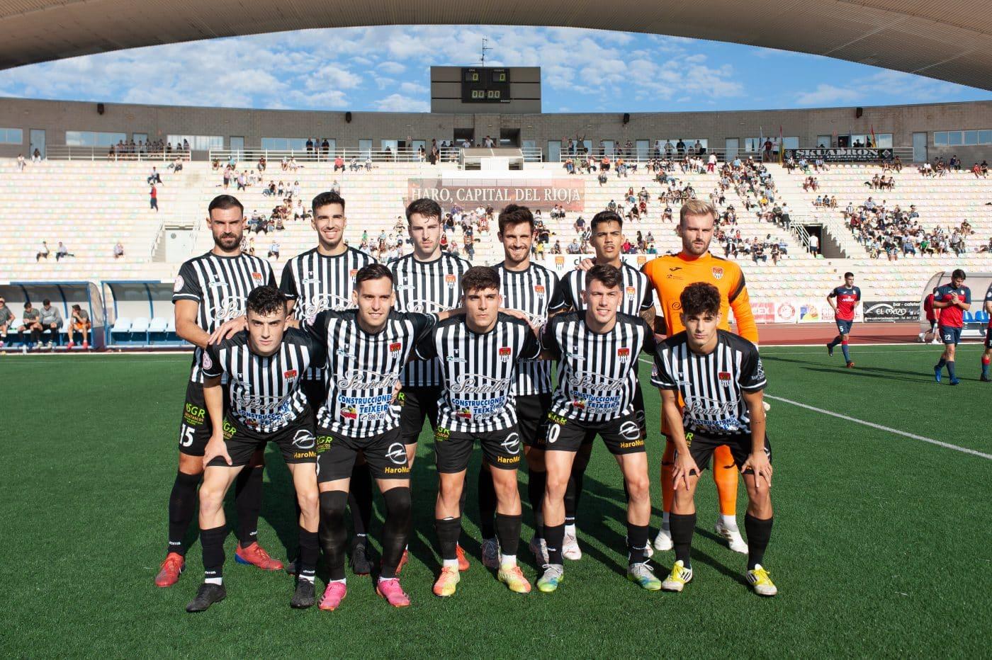 El Haro vence al Vianés en un partido en el que lo mejor fueron los tres puntos 2