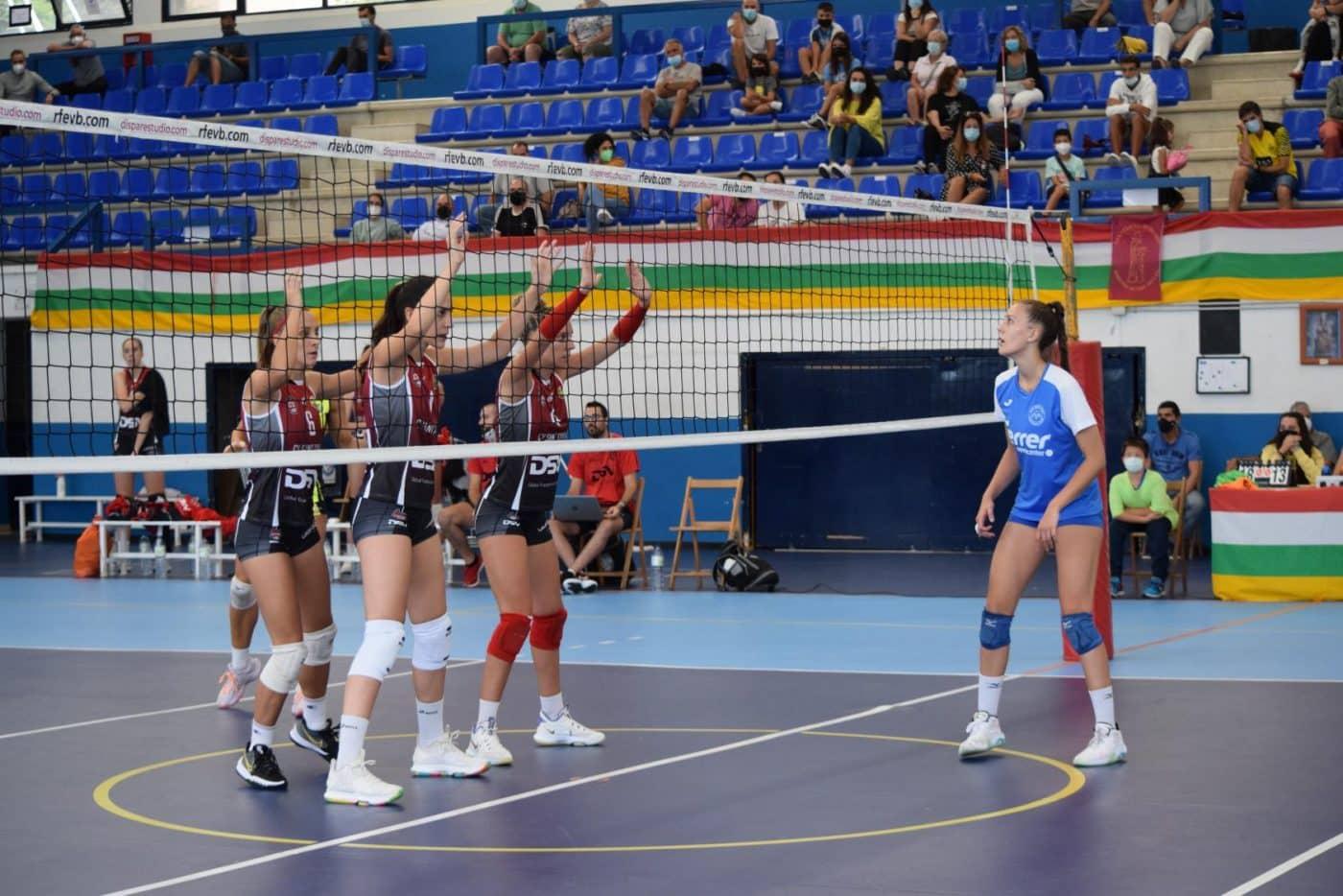 El OSACC Haro se estrena con victoria en el Lorena Ojeda 11