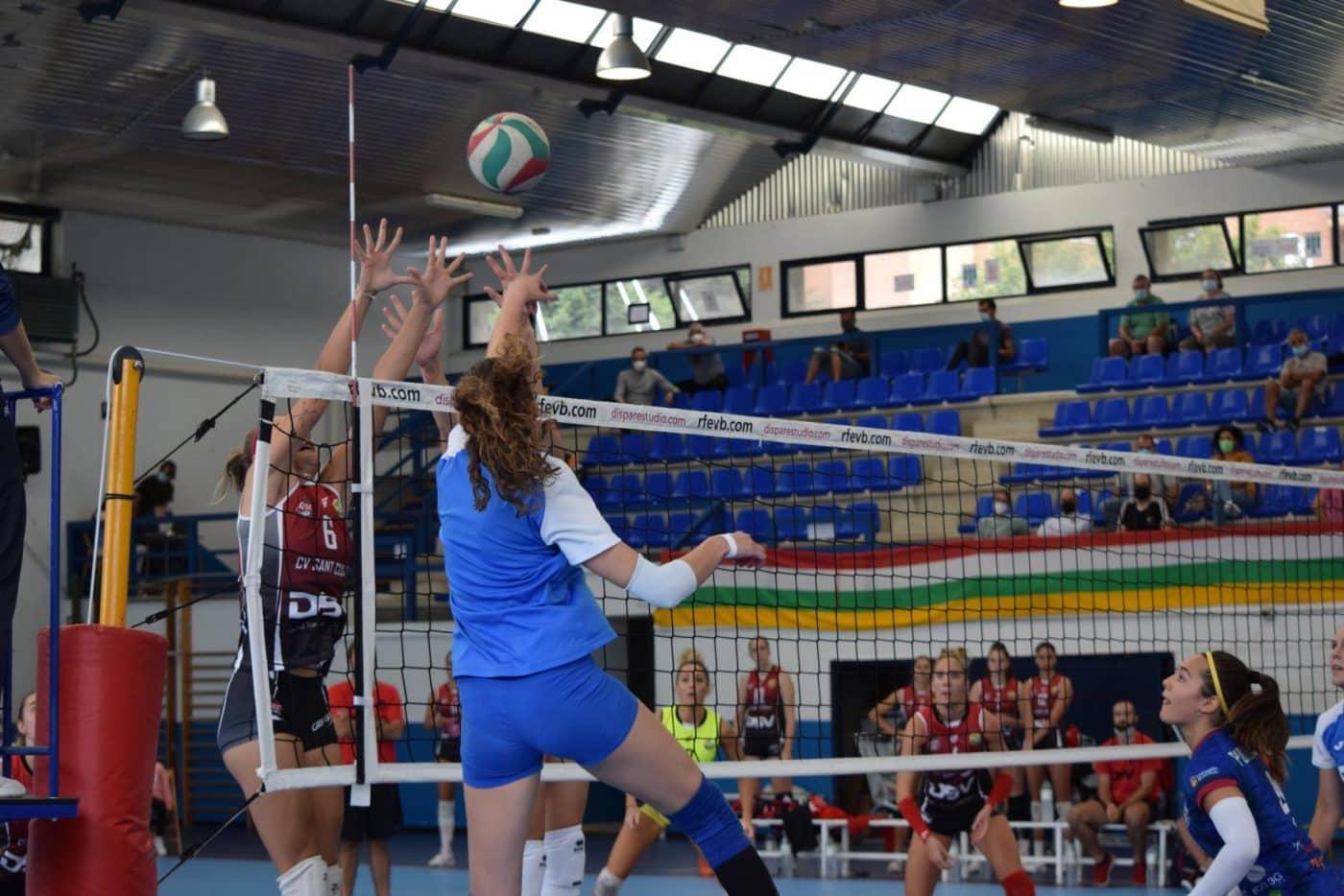 El OSACC Haro se estrena con victoria en el Lorena Ojeda 12