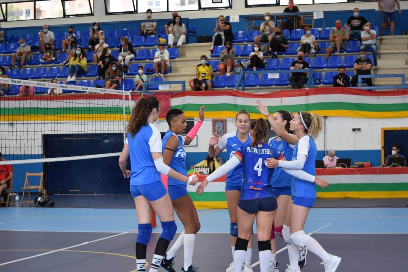 El OSACC Haro se estrena con victoria en el Lorena Ojeda 13