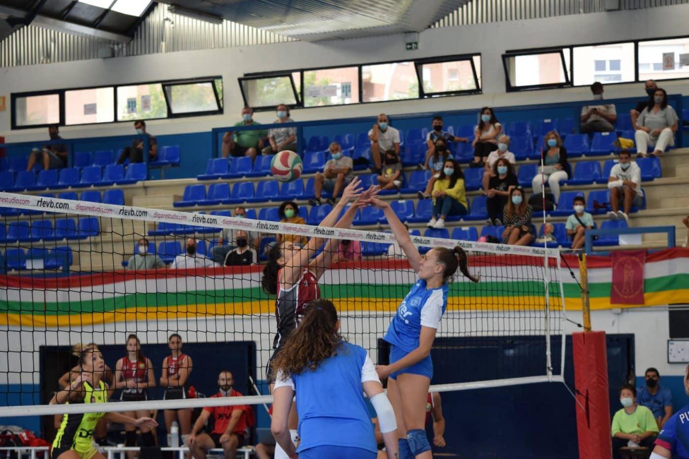 El OSACC Haro se estrena con victoria en el Lorena Ojeda 9
