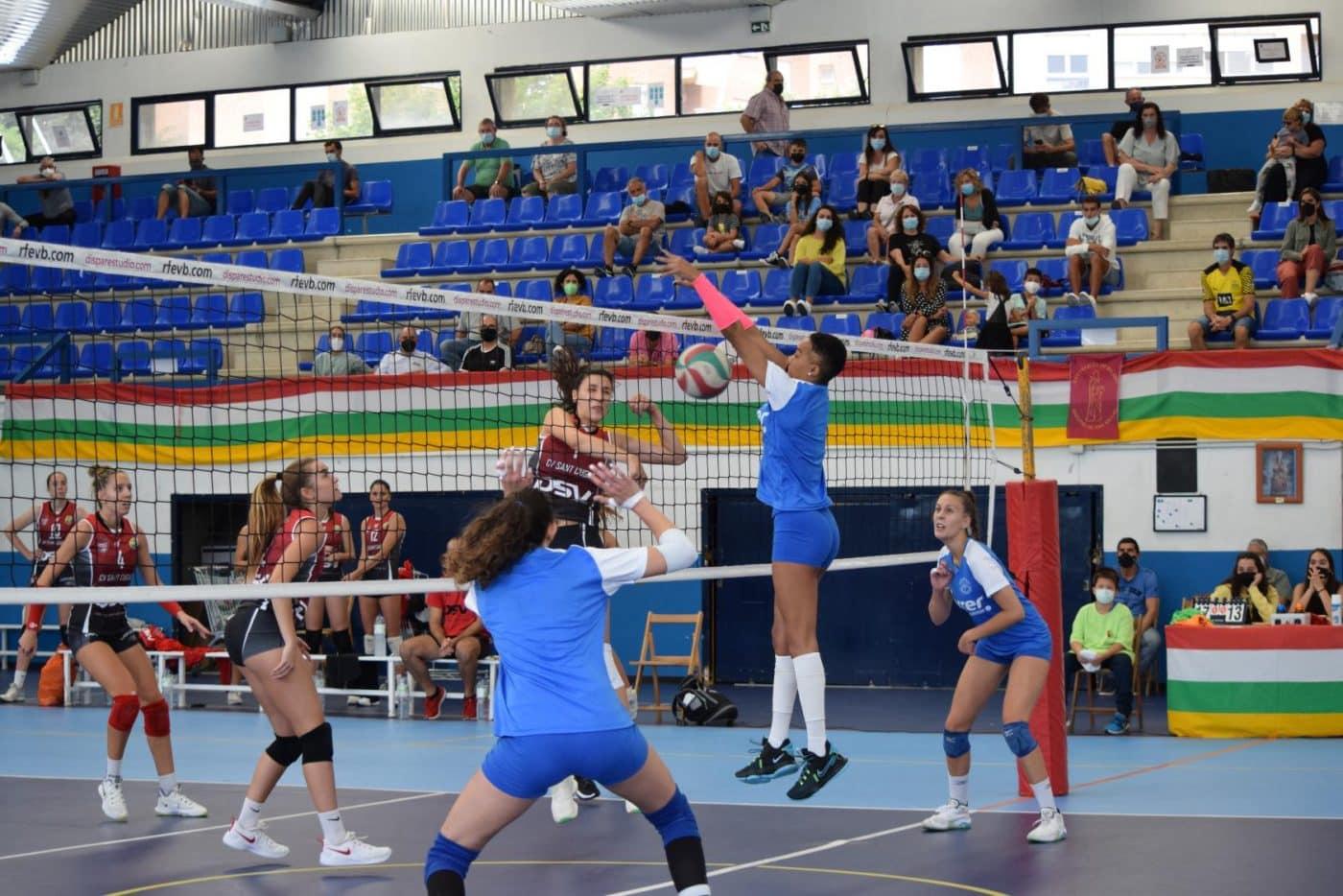 El OSACC Haro se estrena con victoria en el Lorena Ojeda 10
