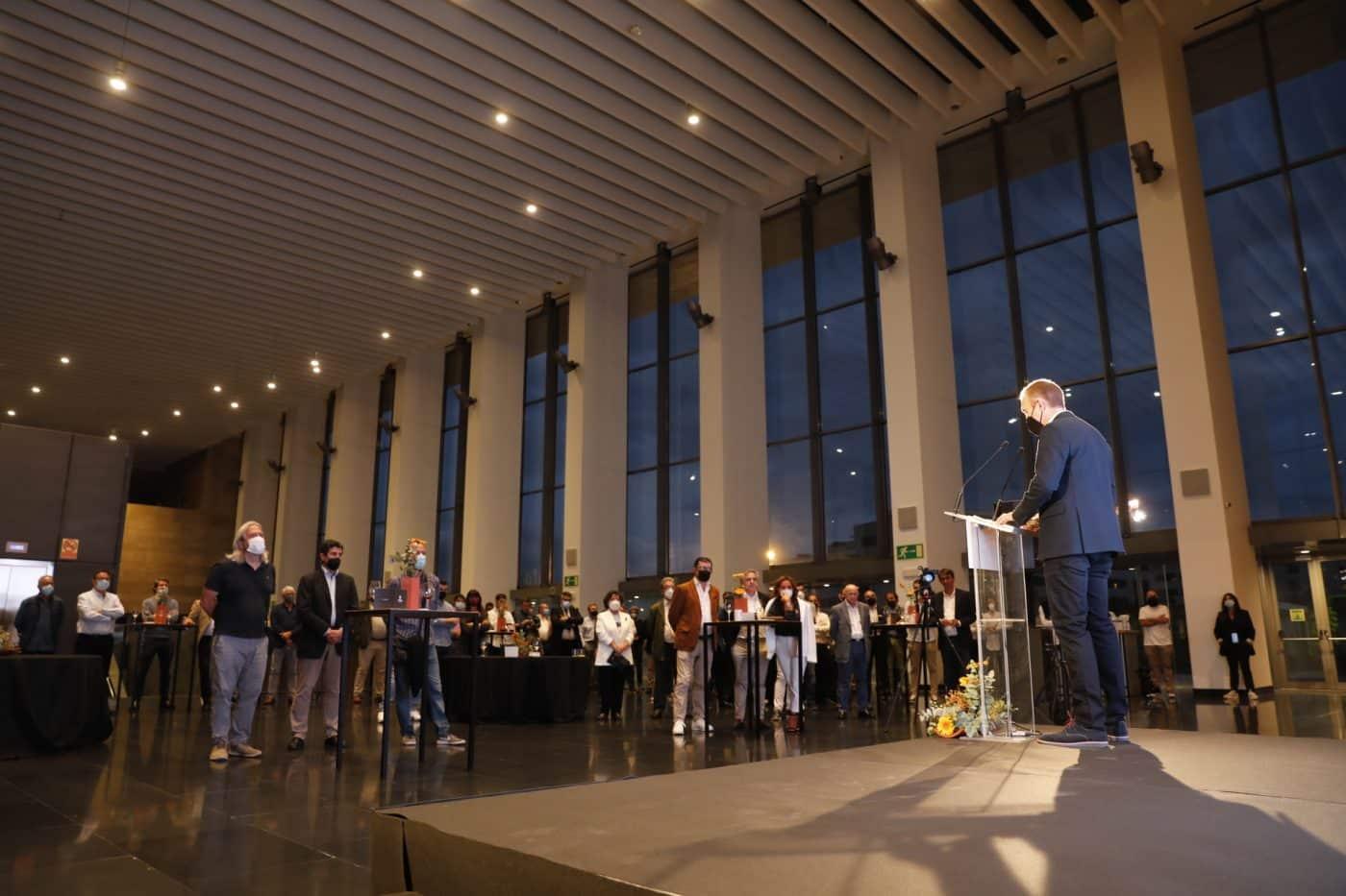 Evalarra celebra en Riojaforum su 40 cumpleaños 6