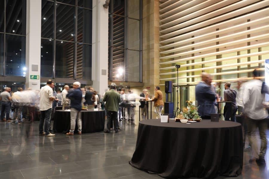 Evalarra celebra en Riojaforum su 40 cumpleaños 4