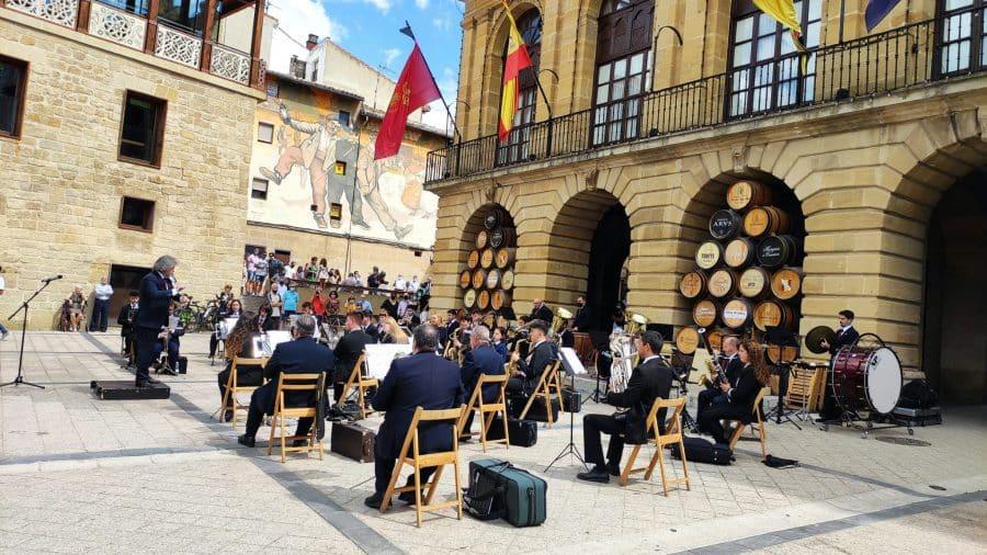 FOTOS: Fiesta tranquila en Haro 6