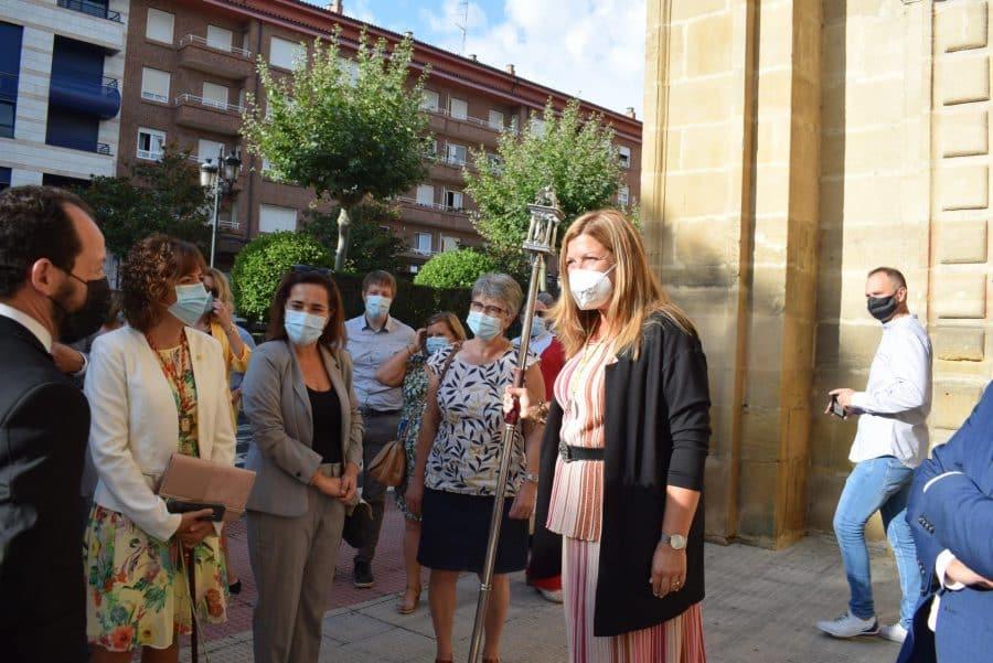 FOTOS: Fiesta tranquila en Haro 42