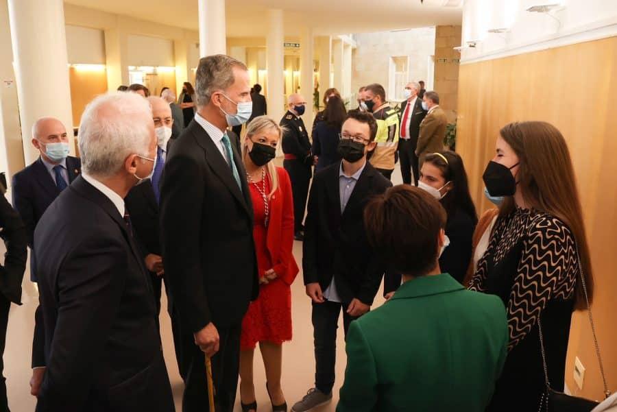 FOTOS: Felipe VI visita Logroño con motivo del V Centenario del Sitio de la Ciudad 13