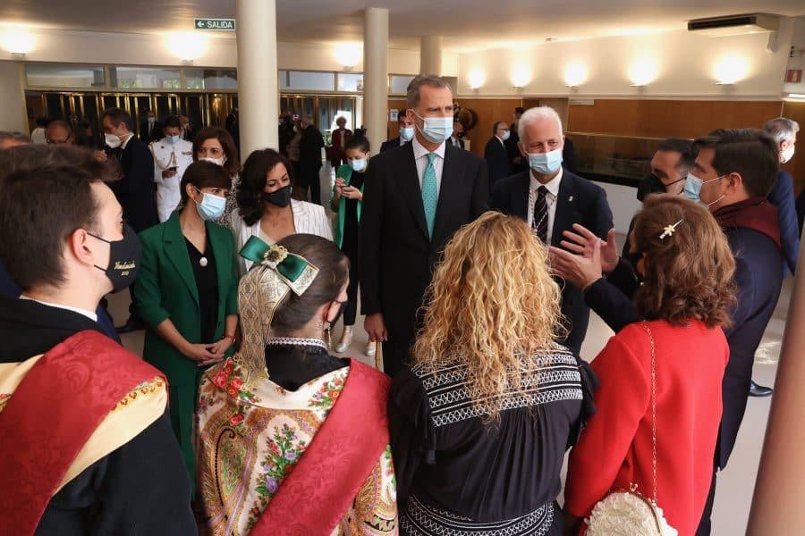 FOTOS: Felipe VI visita Logroño con motivo del V Centenario del Sitio de la Ciudad 12
