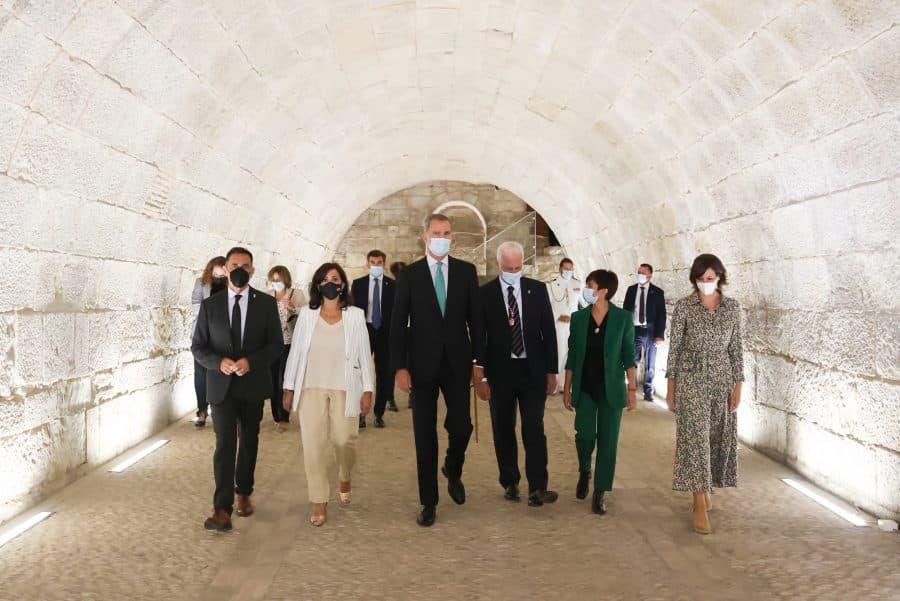 FOTOS: Felipe VI visita Logroño con motivo del V Centenario del Sitio de la Ciudad 10