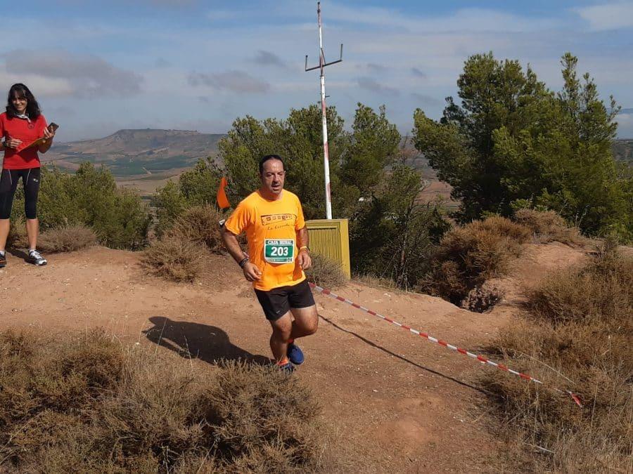 FOTOS: Rodrigo Vicente y Yaquelin Ali, los más rápidos en la subida al Castillo de Nájera 23