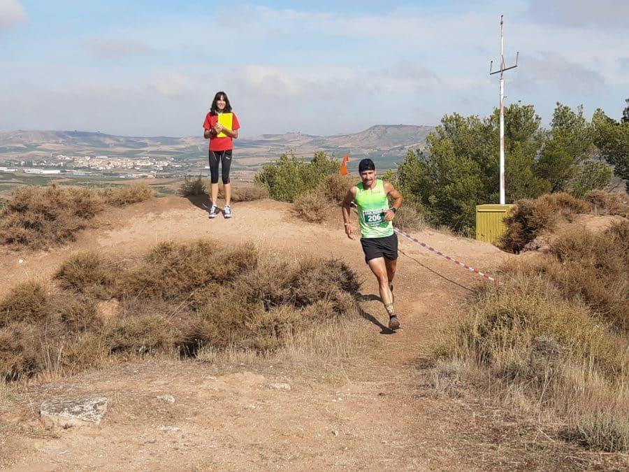 FOTOS: Rodrigo Vicente y Yaquelin Ali, los más rápidos en la subida al Castillo de Nájera 14