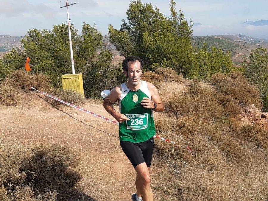 FOTOS: Rodrigo Vicente y Yaquelin Ali, los más rápidos en la subida al Castillo de Nájera 13