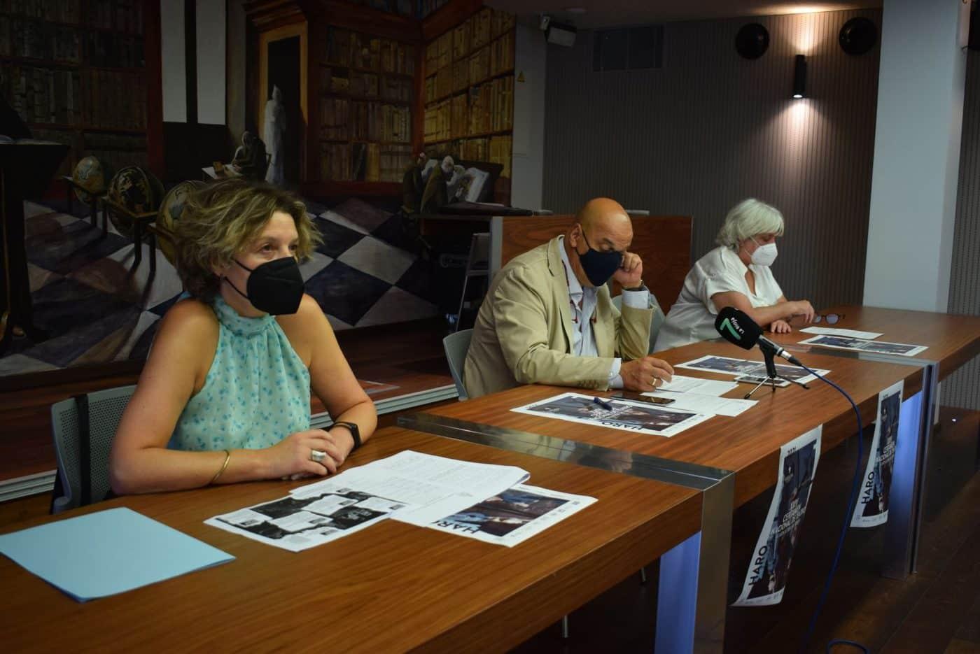 Haro presenta la fase amateur del Garnacha de Teatro 1
