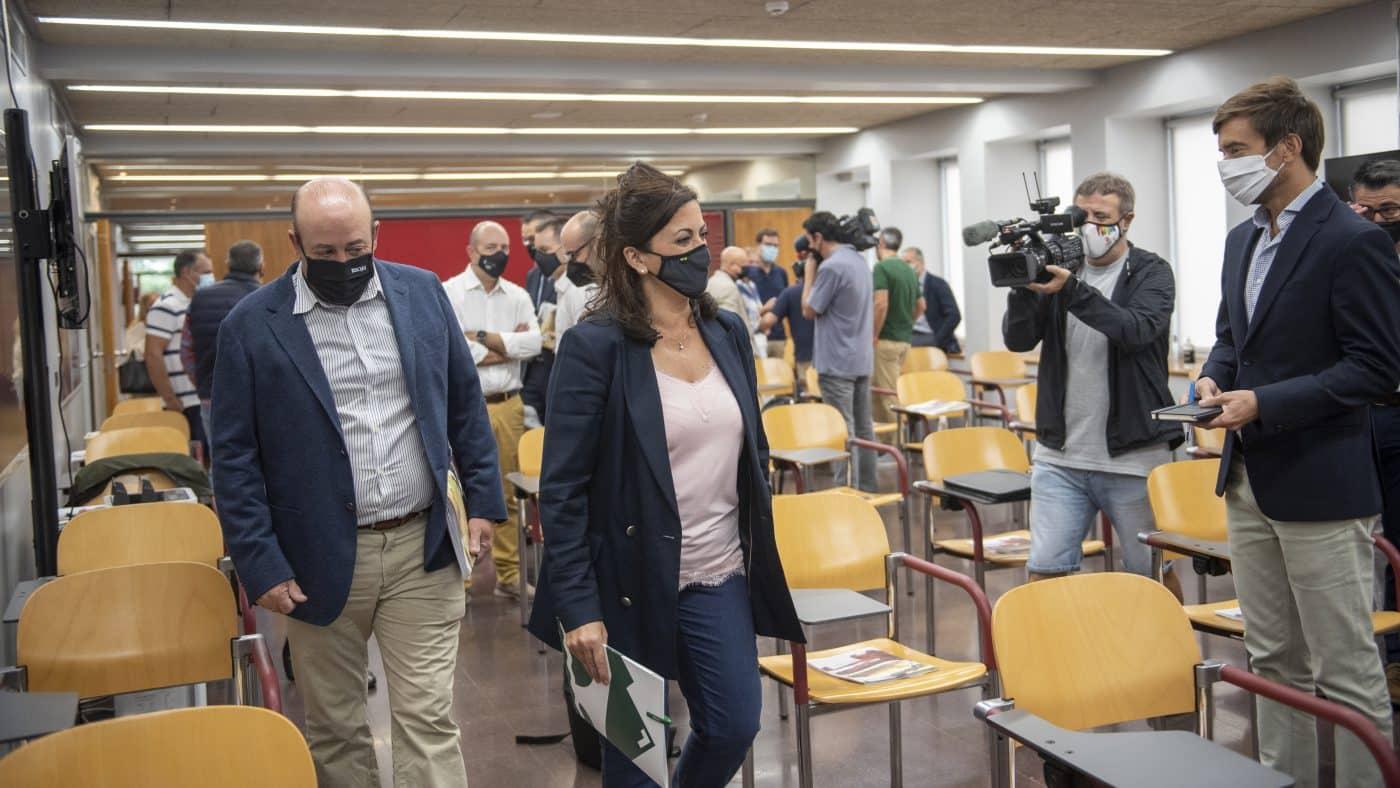 La DOCa Rioja, a los tribunales contra Viñedos de Álava con apoyo del Gobierno regional 1