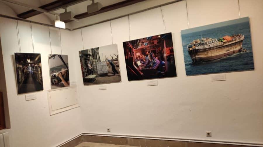 La exposición sobre la 'Misión: Atalanta' de las Fuerzas Armadas llega Haro 7