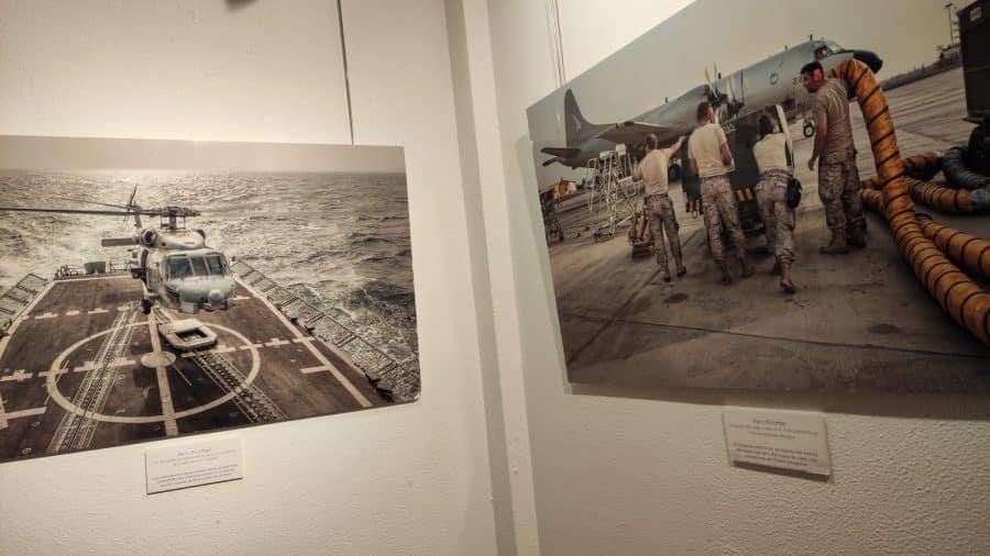 La exposición sobre la 'Misión: Atalanta' de las Fuerzas Armadas llega Haro 5