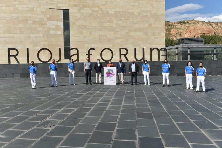 La Rioja presenta el primer Torneo San Mateo de Pelota Femenina, que pasará por Baños de Río Tobía, Nájera y Logroño 3