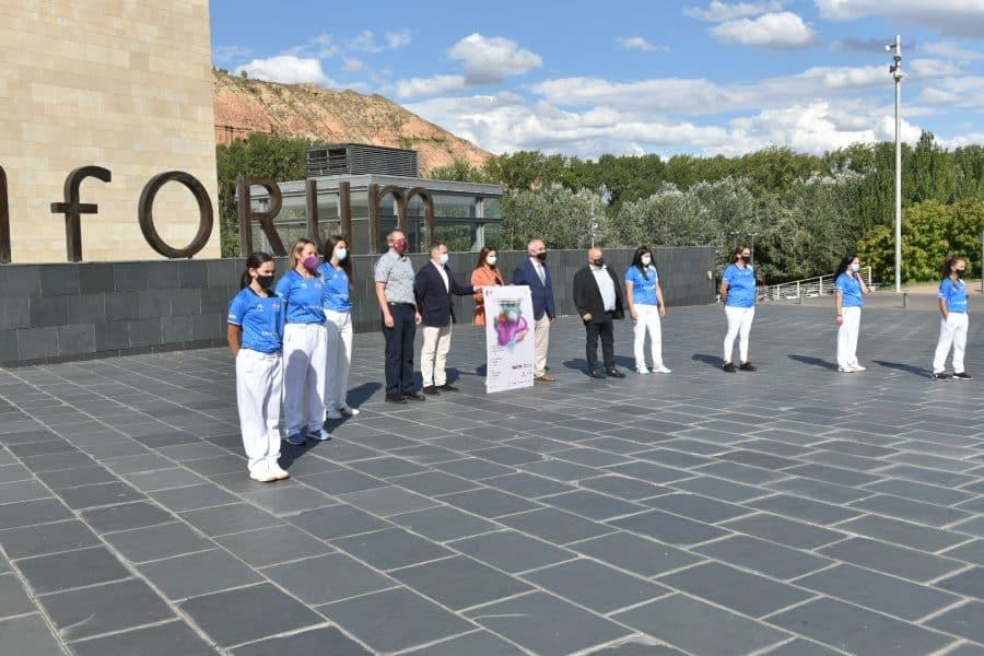 La Rioja presenta el primer Torneo San Mateo de Pelota Femenina, que pasará por Baños de Río Tobía, Nájera y Logroño 2