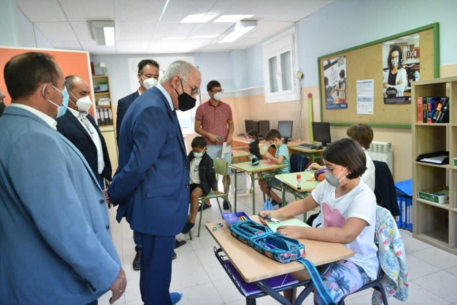 La Rioja trabaja para implantar este curso el Plan de Escuela Rural para luchar contra la despoblación 6