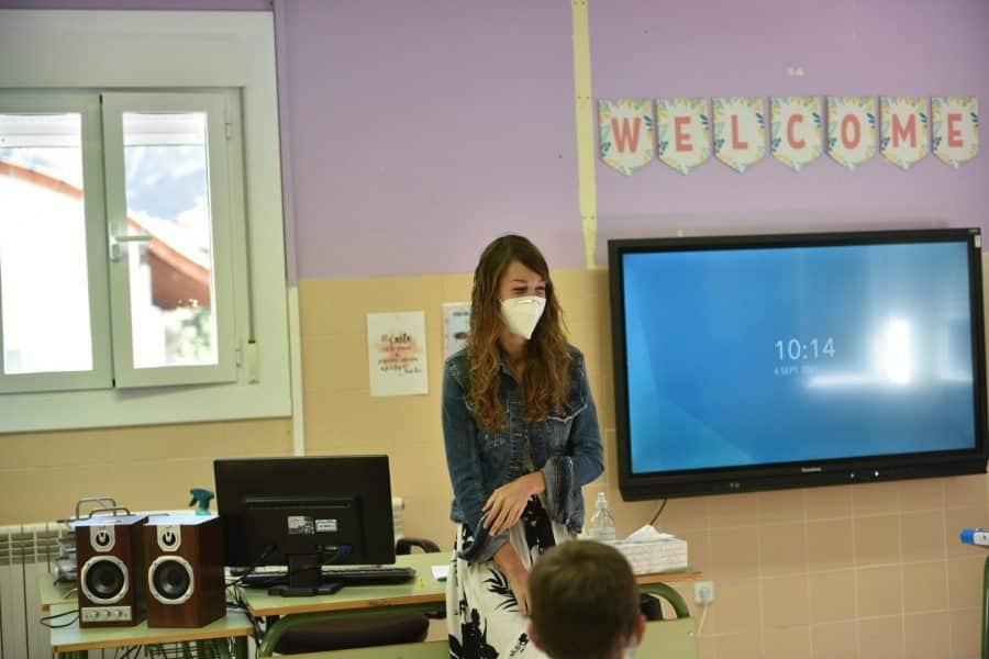 La Rioja trabaja para implantar este curso el Plan de Escuela Rural para luchar contra la despoblación 11