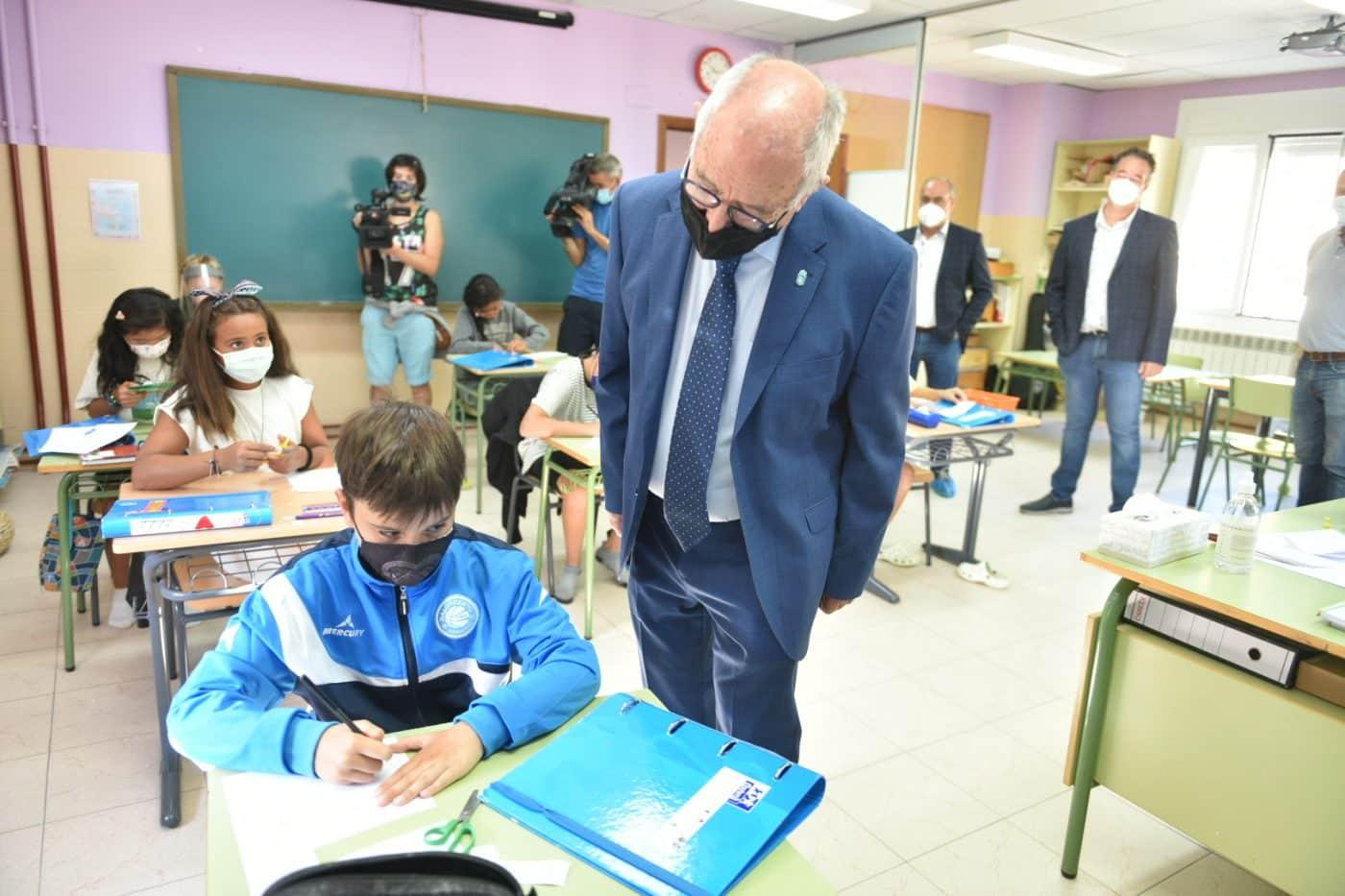 La Rioja trabaja para implantar este curso el Plan de Escuela Rural para luchar contra la despoblación 1