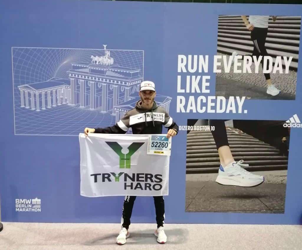 Un maratón menos para Luis de la Fuente 1