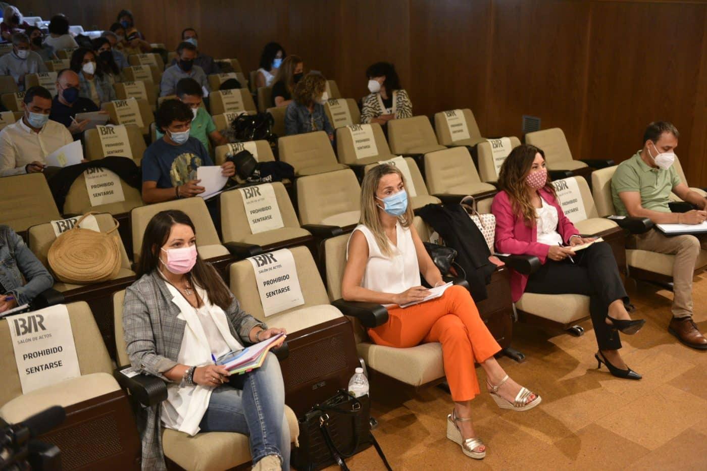 """Uruñuela se muestra """"optimista"""" sobre el desarrollo de otro curso escolar marcado por la COVID 1"""