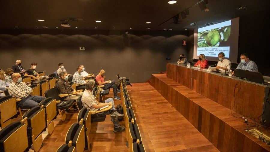 La Rioja impulsa un proyecto para posicionar a la región a la vanguardia de la producción agraria sostenible 1