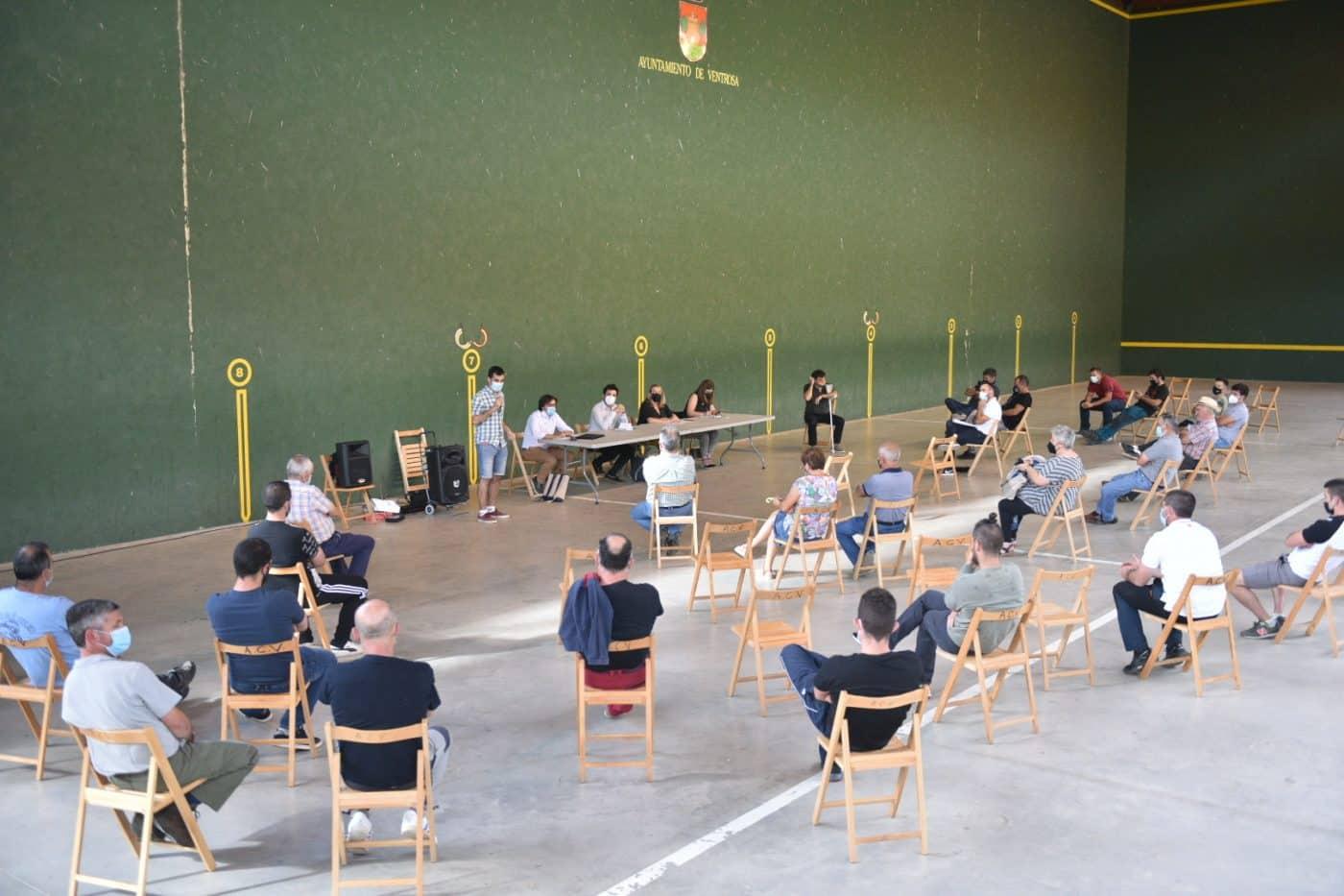 Gobierno riojano y ganaderos de las 7 Villas y Cameros intercambian posturas sobre la coexistencia del lobo y la ganadería extensiva 1