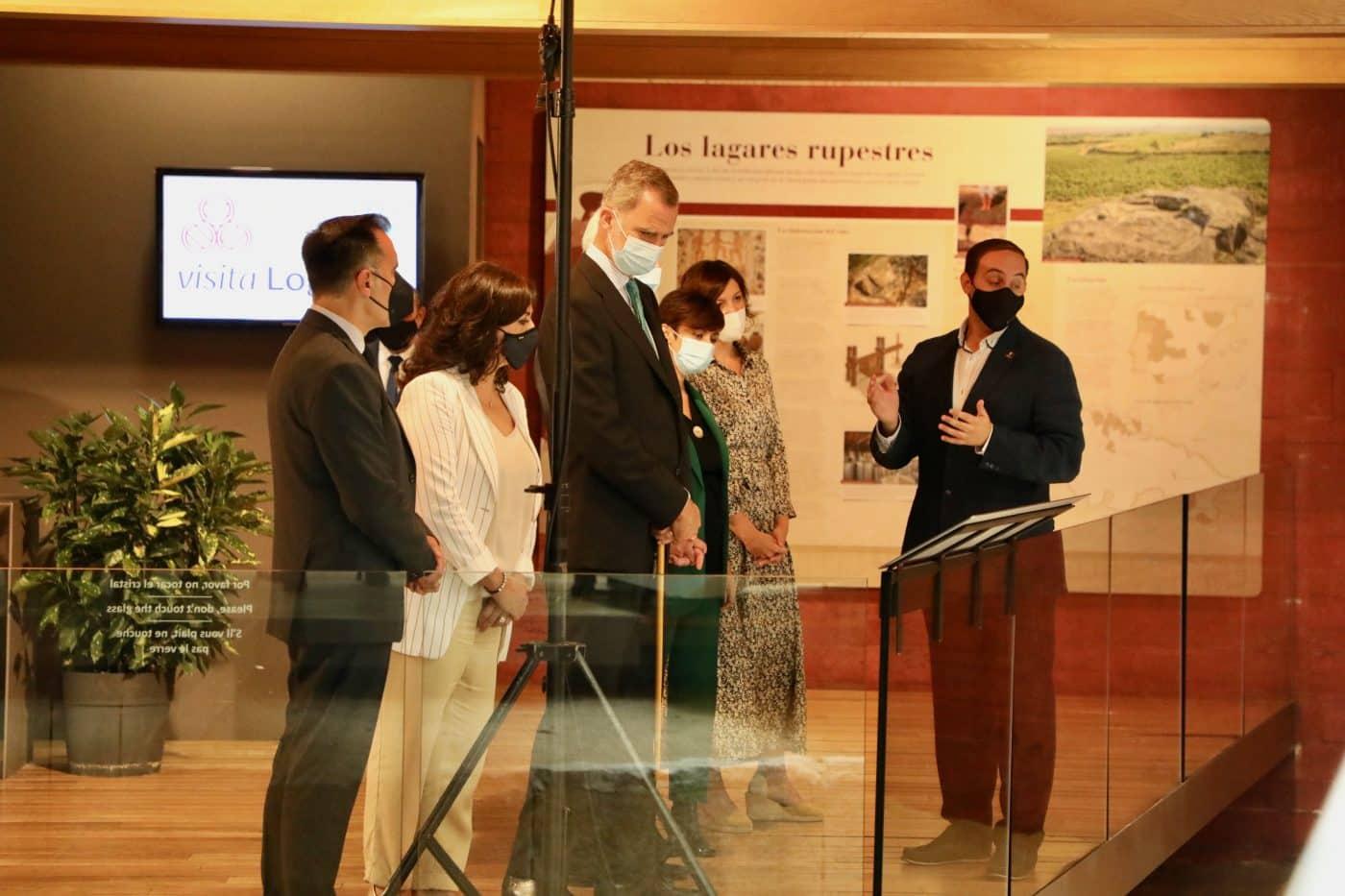 FOTOS: Felipe VI visita Logroño con motivo del V Centenario del Sitio de la Ciudad 3