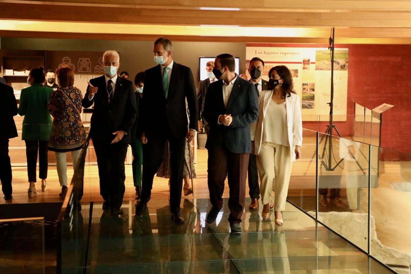 FOTOS: Felipe VI visita Logroño con motivo del V Centenario del Sitio de la Ciudad 2