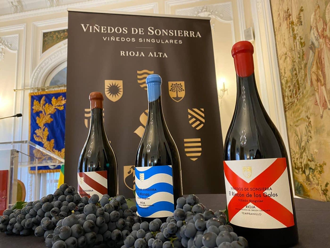 Bodegas Viñedos de Sonsierra presenta en el Centro Riojano sus nuevos vinos singulares 1