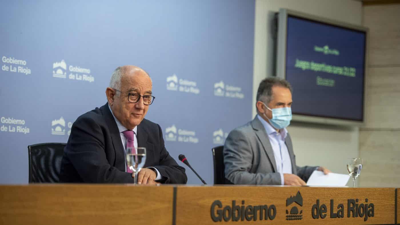 """La Rioja recupera sus Juegos Deportivos en condiciones de """"normalidad"""" para competiciones, entrenamientos, partidos y viajes 1"""