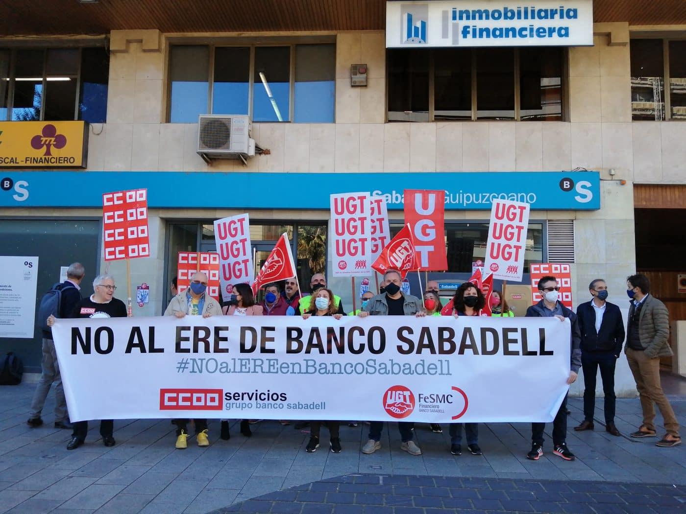 Huelga Sabadell