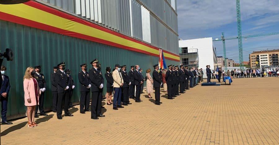 Celebración del Día de la Policía en Logroño 3