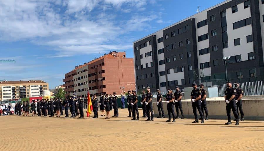 Celebración del Día de la Policía en Logroño 2
