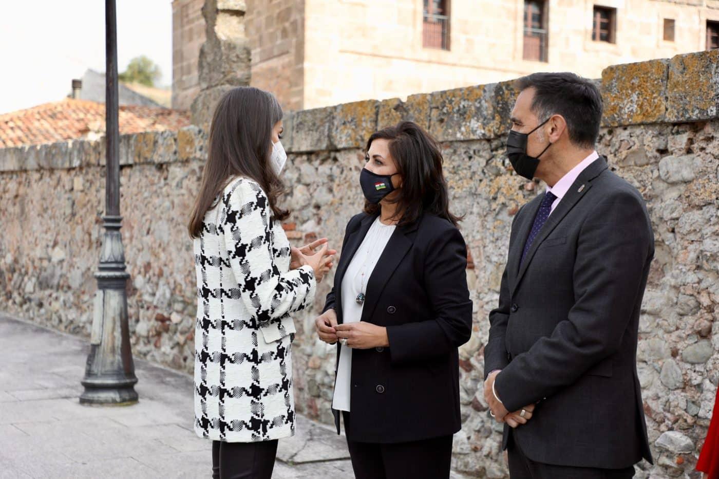 FOTOS: La reina Letizia visita de nuevo La Rioja 3