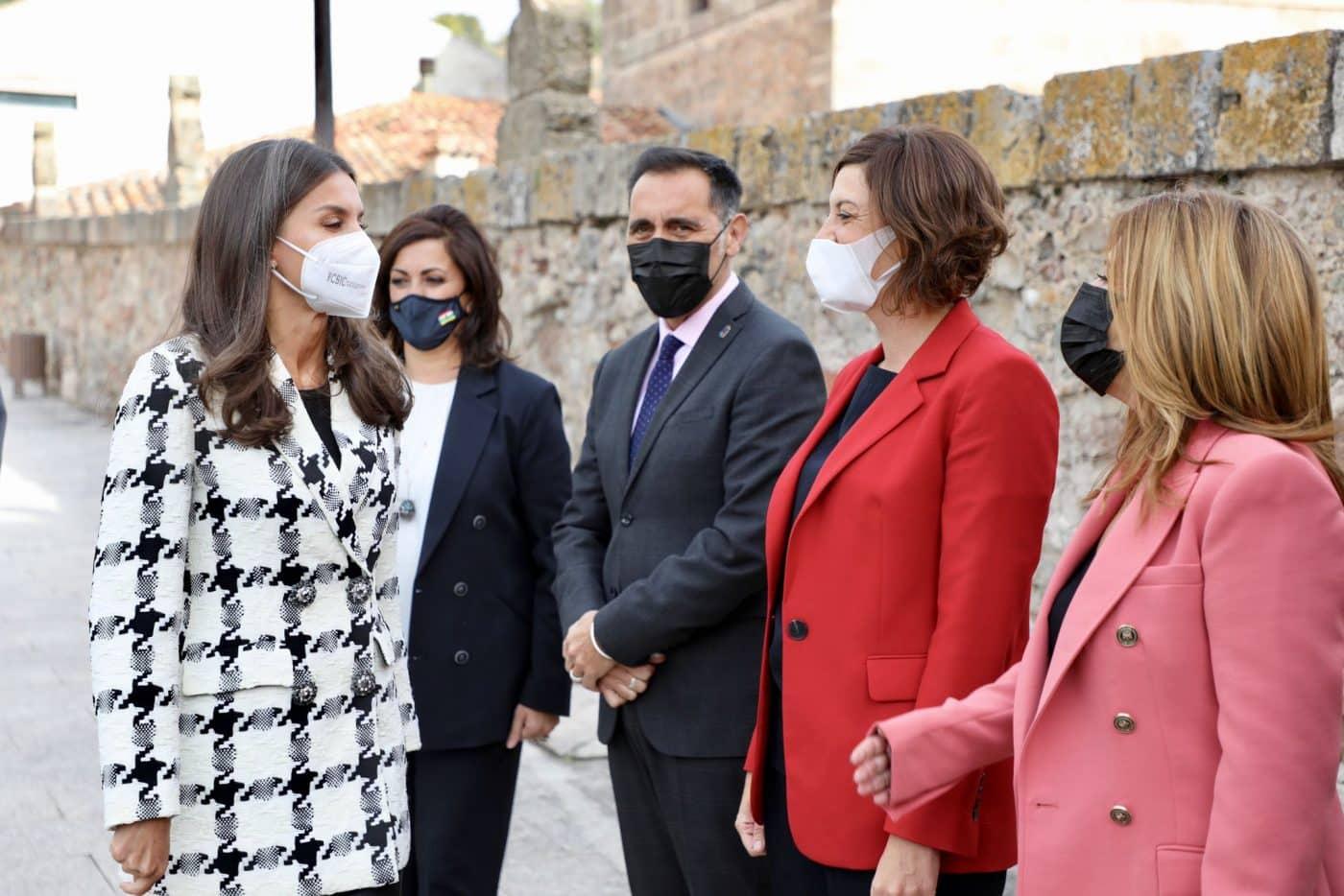 FOTOS: La reina Letizia visita de nuevo La Rioja 1
