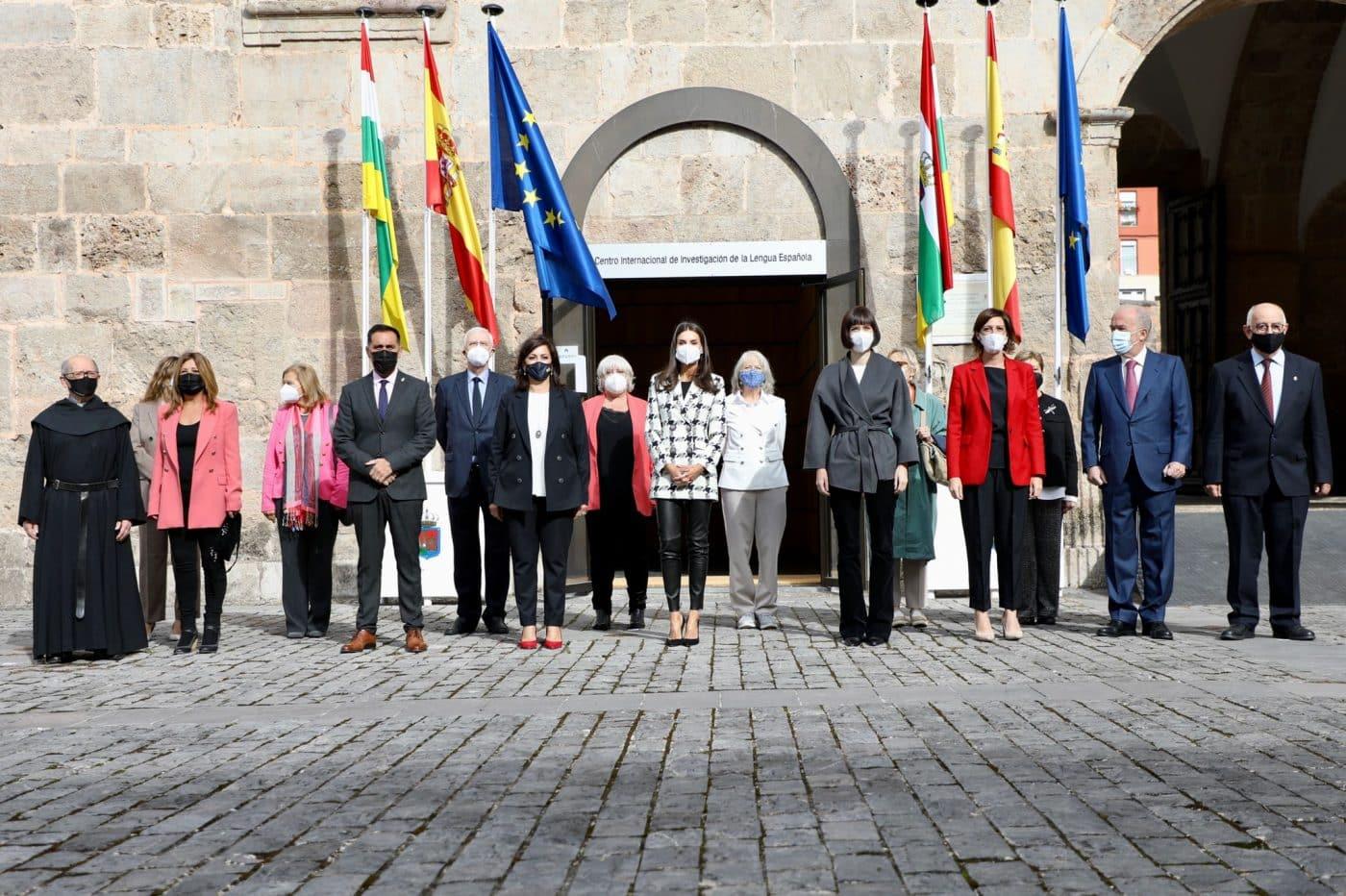 FOTOS: La reina Letizia visita de nuevo La Rioja 2