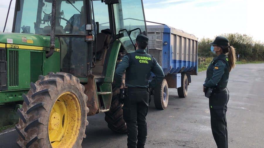 La Guardia Civil intensifica en La Rioja las actuaciones contra la explotación laboral y la trata de personas durante la vendimia 4