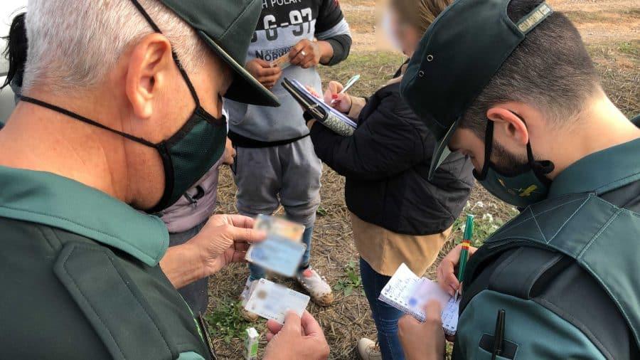 La Guardia Civil intensifica en La Rioja las actuaciones contra la explotación laboral y la trata de personas durante la vendimia 2