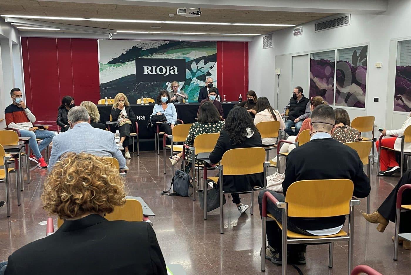 Las bodegas de la DOCa Rioja se especializan para recibir viajes de negocios 1