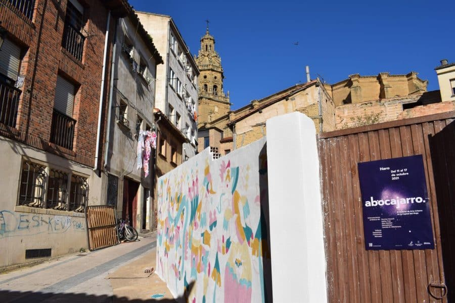 """""""Los vecinos están encantados con el trabajo de los muralistas en el Casco Antiguo"""" 15"""