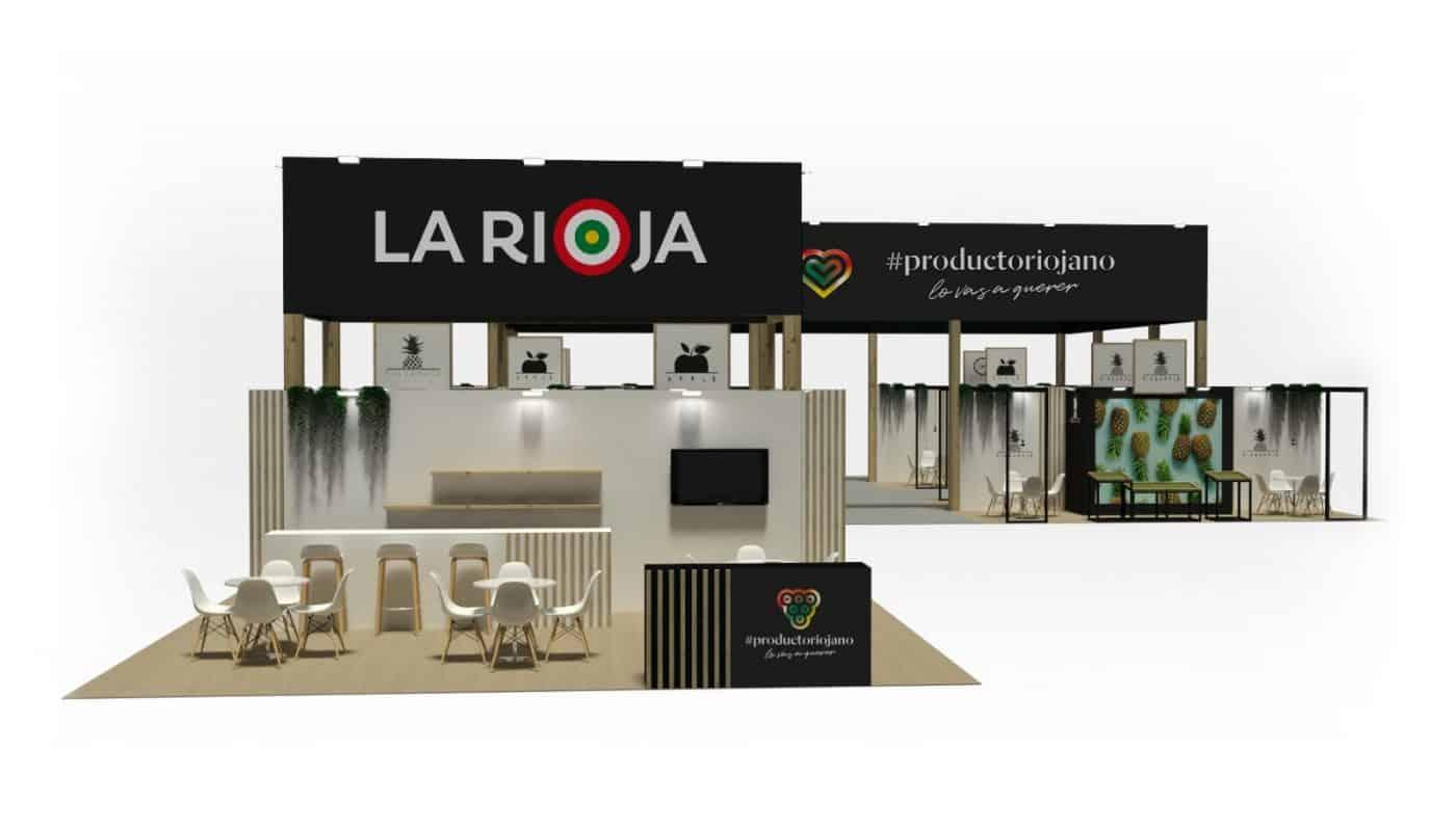 La Rioja estará presente en la feria 'Fruit Attracticon' con 13 empresas del sector de frutas y hortalizas 2